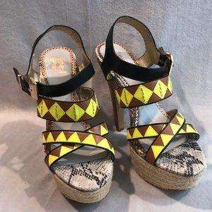 Circus by Sam Edleman Dawson sandals size 9